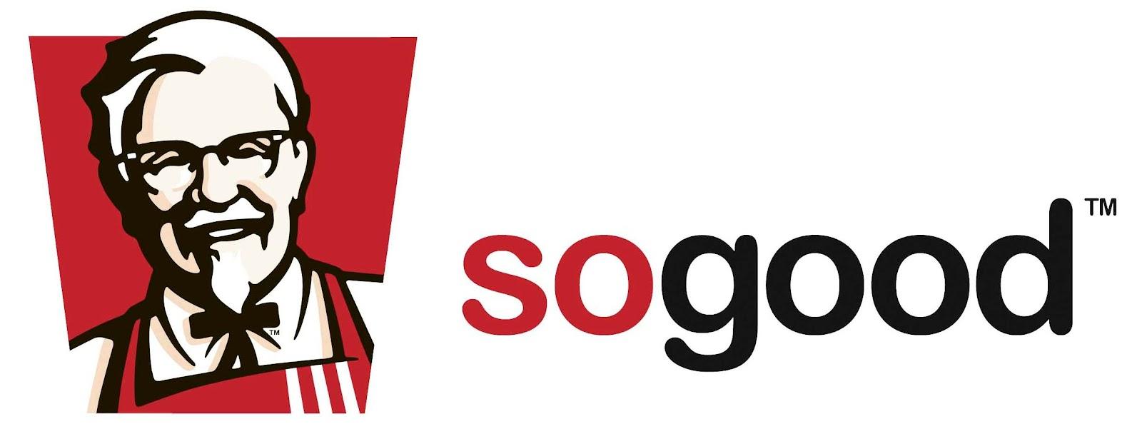 KFC So Good Logo 1600x622